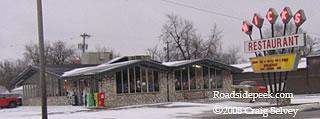 Roadside Peek Sit Down Restaurants Midwest 9