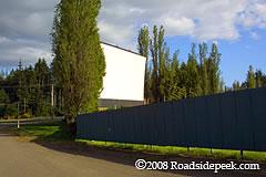 Roadside Peek Drive In Theatres Pacific Northwest 2