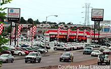 Used Car Dealerships Idaho Falls >> Roadside Peek : Auto Dealerships Rocky Mountains 1
