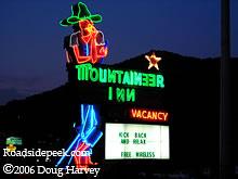 Roadside Peek Neon Motels Southeast 2