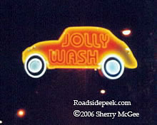 Jolly Wash