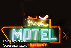 The L Motel Flagstaff AZ