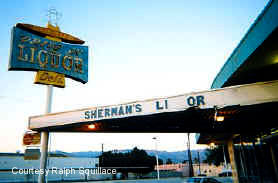 Sherman's  Liquor