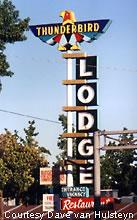 Thunderbird Motel Redding Ca