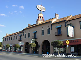The Tracy Inn Is A Historic Hotel Located In Downtown Opened 1927 As Community Project And Designed Spanish Theme