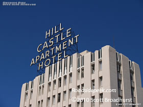 Hill Castle Hotel Oakland Ca Photo And Info Courtesy Scott Broadhurst