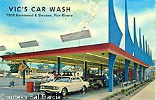 Pacific Car Wash Pico Rivera Ca