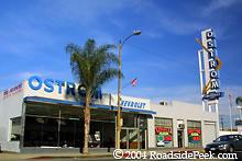 Roadside Peek Lost Treasures Ostrom Chevrolet Marquee