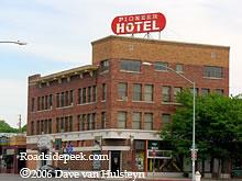 Pioneer Hotel Elko Nv Photo Courtesy Dave Debra Van Hulsteyn