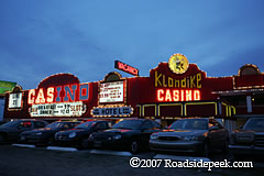 Klondike casino vegas nyc gambling center otb