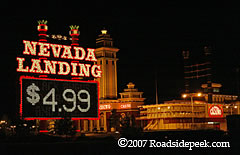 Nevada landing hotel casino jean nv