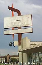 Roadside peek other roadside signage las vegas 1 for Southwest furniture las vegas nv