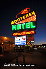 Monterey Motel Albuquerque NM