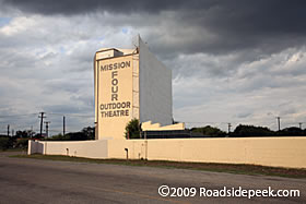 Mission 4 Drive-in Theatre
