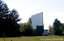 Route 30 drive in movie latrobe