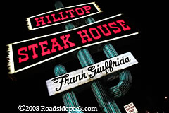 Hilltop Steak House Saugus MA