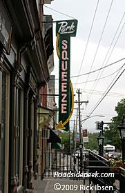 Roadside Peek Sit Down Restaurants East 5