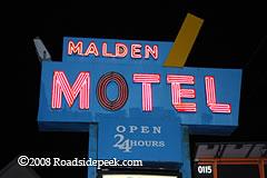 Malden Motel Ma Photo By Roadsidek